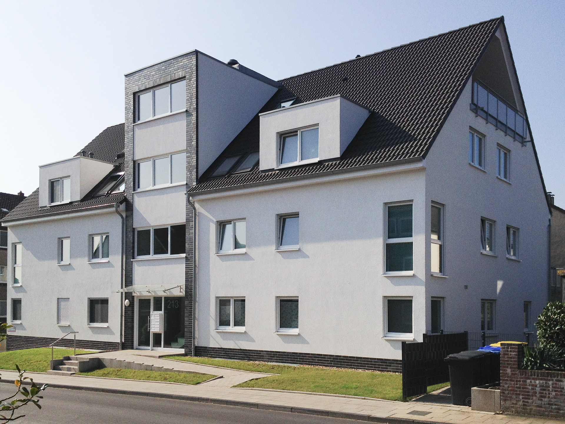 Neubau Bottrop-Fuhlenbrock