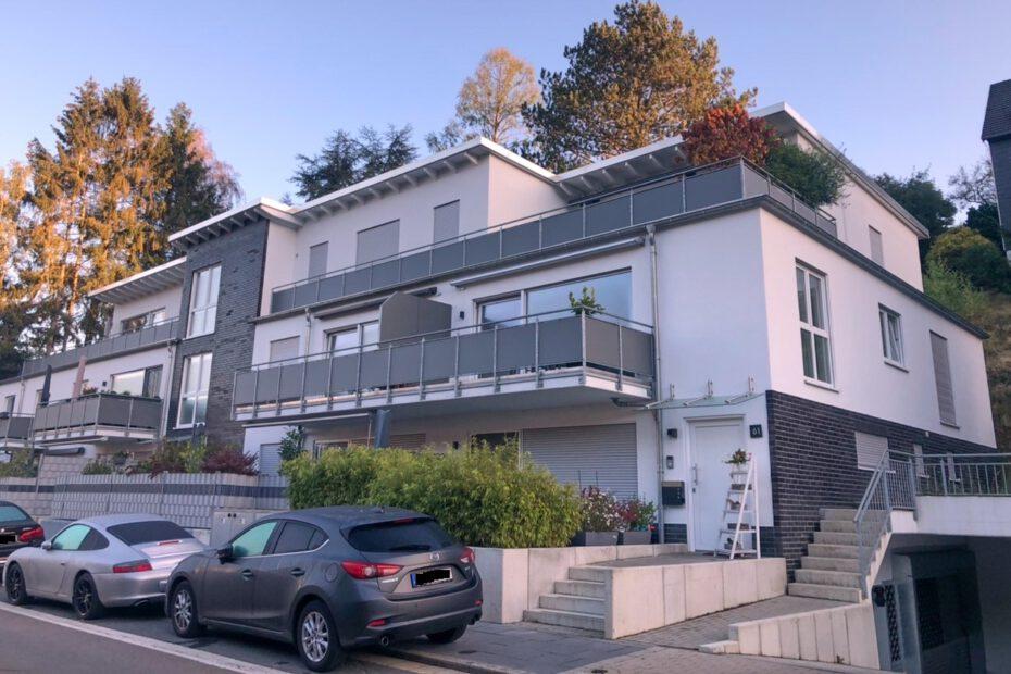 Neubau Mehrfamilienhaus im Rumbachtal in Mülheim an der Ruhr