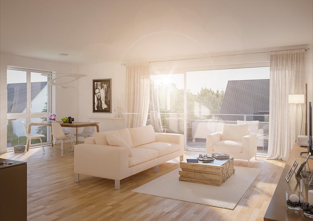 neubau mehrfamilienhaus in m lheim an der ruhr nikoli rosenke gmbh. Black Bedroom Furniture Sets. Home Design Ideas