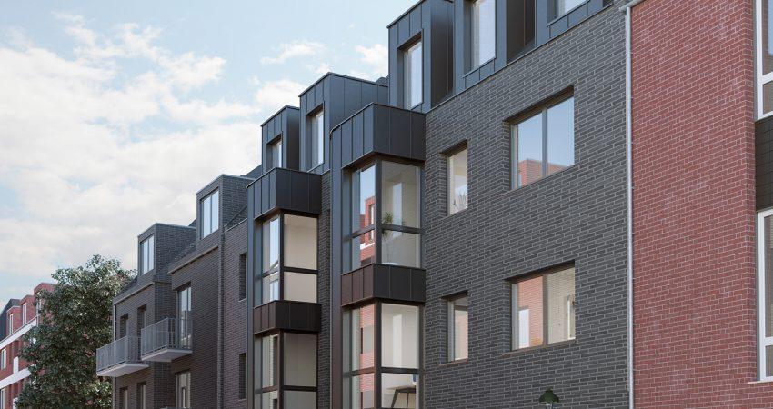 Mehrfamilienhaus Düsseldorf Heerdt