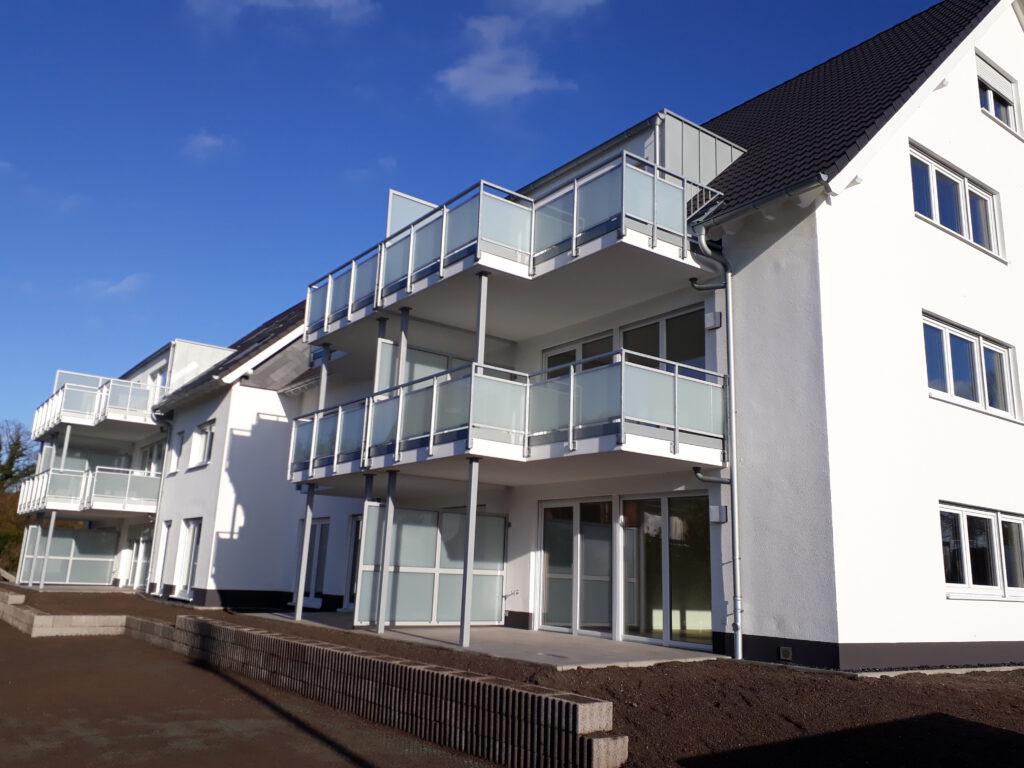Neubau Mehrfamilienhaus in Essen-Byfang