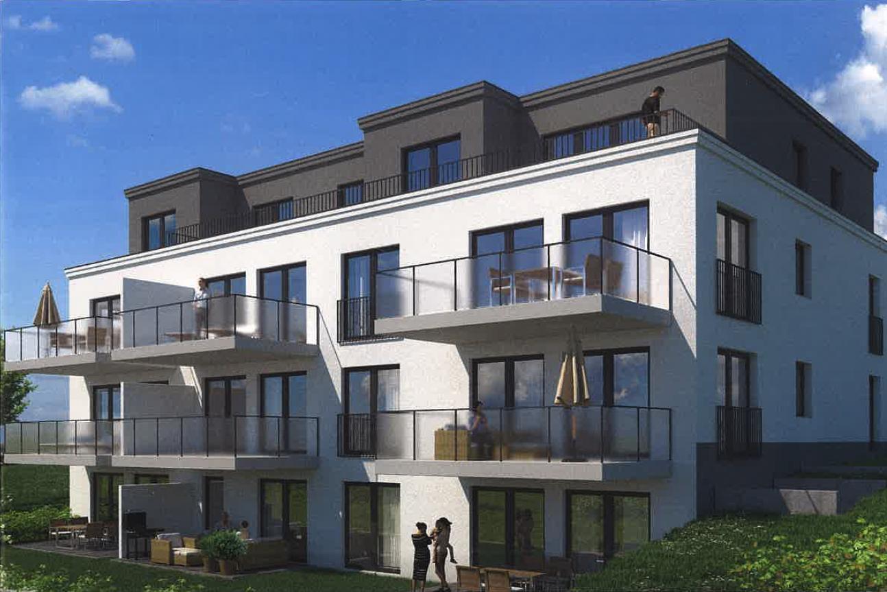 Neubau Mehrfamilienhaus in Essen-Kettwig