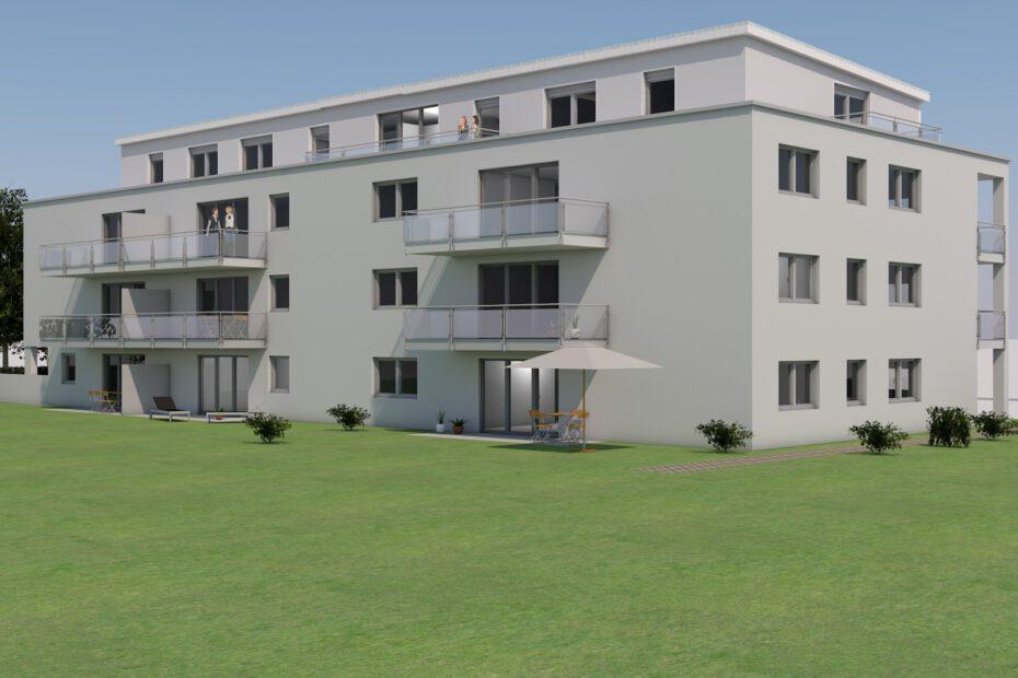 Neubau in Bottrop-Fuhlenbrock