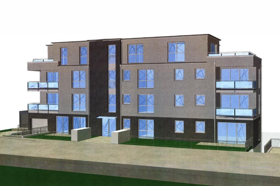 Neubau Mehrfamilienhaus in Mülheim an der Ruhr
